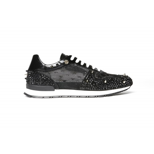 SNEAKERS BORCHIATE PHILIPP PLEIN