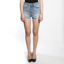 DENIM SHORT SAINT LAURENT