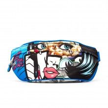 POUCH BY MOSCHINO