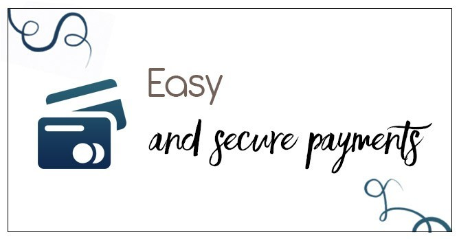 Easy and secure payments