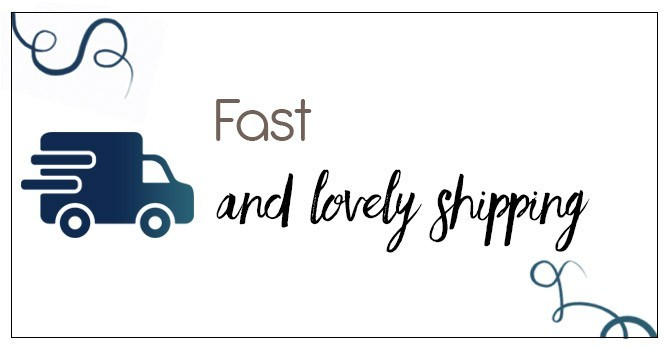 Fast and lovely shipping